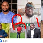These 5 Friends Died On Their Way To A Ceremony In Kaduna