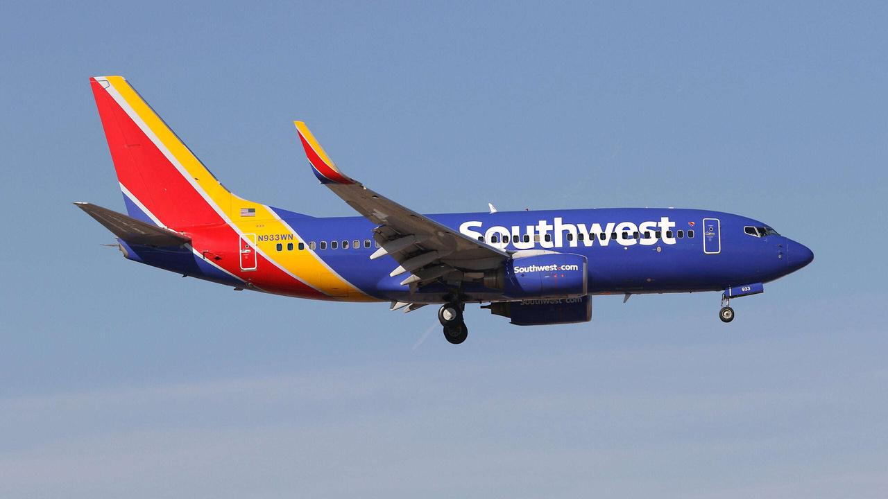 Bailout helps Southwest become the first US airline to post a profit during the pandemic