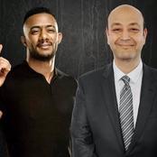 تعليق ناري من عمرو أديب على فيديو دولارات محمد رمضان.. وحقيقة إصابة شريف عامر بانسداد في شرايين المخ