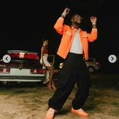 Checkout The New Photos Burnaboy Shared That Got Over 69k Likes Within An Hour (Photos)