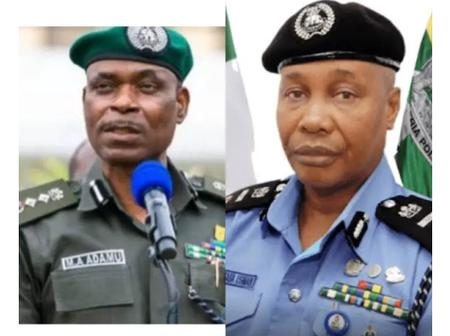 Reactions As Buhari Appoints New Inspector General of Police While Mohammed Adamu Is in Owerri
