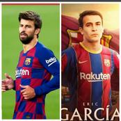 Opinion:Pique's time at Barca is slowly but Surely coming to an end, His ideal replacement is Garcia