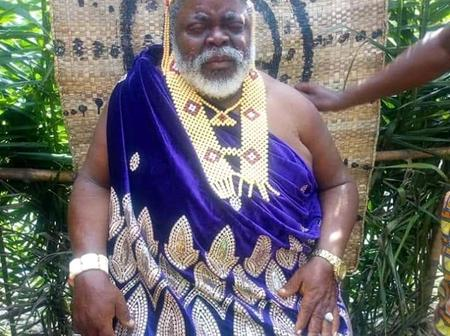 Nollywood Mourns As Popular Actor Jim Lawson Died Today