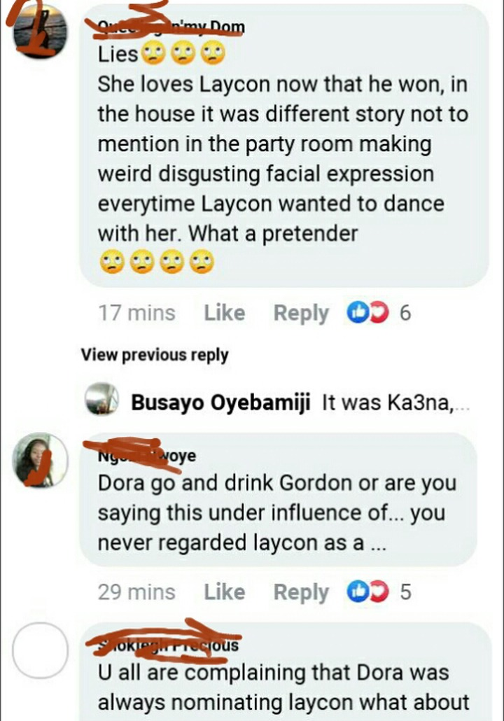 Bbnaija Prize Presentation: See What Dorathy said about Laycon during interview that got fans talking Bbnaija Prize Presentation: See What Dorathy said about Laycon during interview that got fans talking 4bd30ad0900271bda506d69c0e55a2d6 quality uhq resize 720 Bbnaija Prize Presentation: See What Dorathy said about Laycon during interview that got fans talking Bbnaija Prize Presentation: See What Dorathy said about Laycon during interview that got fans talking 4bd30ad0900271bda506d69c0e55a2d6 quality uhq resize 720