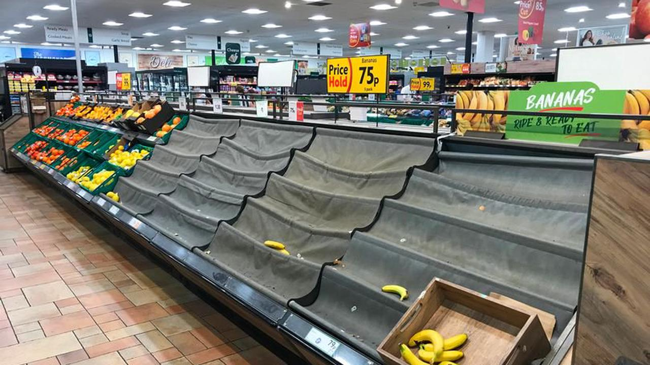 Tesco, Asda, Lidl, Morrisons and M&S respond to 'pingdemic' and empty shelves