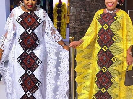 Do You Have Any Boubou In Your Closet? See 30 Styles That Can Inspire You To Make One