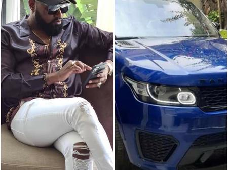 Ferre Gola s'offre une Range Rover de 55 millions de FCFA après son concert à Abidjan