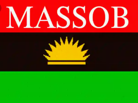 MASSOB Alleges that the FG was Behind Imo Attack, Gives Reasons