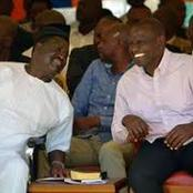 DP Ruto Disowns Raila Coalition Rumors, Heeds to Mt. Kenya Threats on a Coalition with ODM Leader