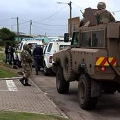 It will cost R95million to deploy soldiers to assist the police in law enforcement efforts