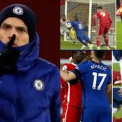 See The Two BIG Decisions That Went Tuchel's Way In The Blues 1-0 Win Over Liverpool
