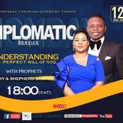 Bushiri: This Is What Will Be Happening Tonight, Do Not Miss Out.