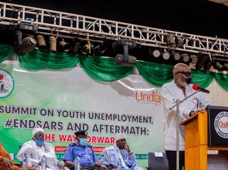 In China, you can't have more than one child– Ondo State Governor seeks enactment of population law