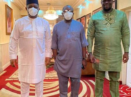 After Femi Fani-Kayode Hosted An APC Governor Yesterday, See What He Said That Got Lot Of Reactions