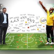 The game against Golden Arrows @17:00 today might determine the future of current Pirates coach