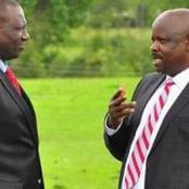 Isaac Rutto Comes Clean On Why He Joined Ruto's Camp