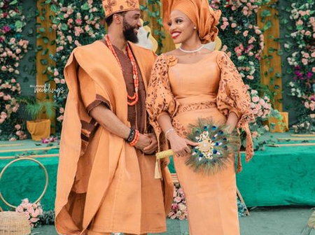 Check Out Classy Traditional Wedding Outfits