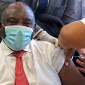 Two People Get Very Bad Allergic Reactions After Taking The Same Vaccine Cyril Ramaphosa Took