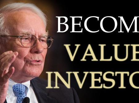 What it means to be a Value Investor?