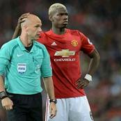 The Referee Set To Officiate The Manchester Derby On Sunday