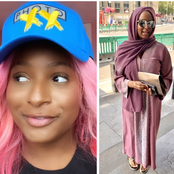 Reactions As DJ CUPPY Dresses Like A Muslim To Celebrate Ramadan Kareem With Her Muslim Fans