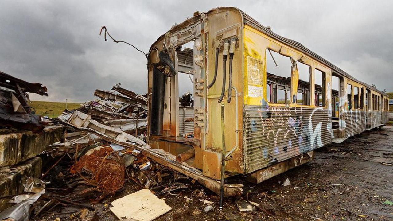 À Grémonville, on achève bien les vieux trains