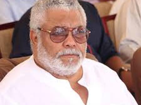 Office Of Late Rawlings Has Clarified False Information About One Week Observation & Konadu Rawlings
