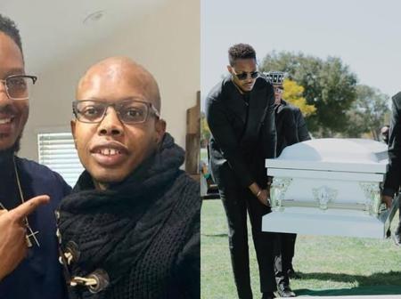 Christian Logomba Legendary Musician Laid To Rest