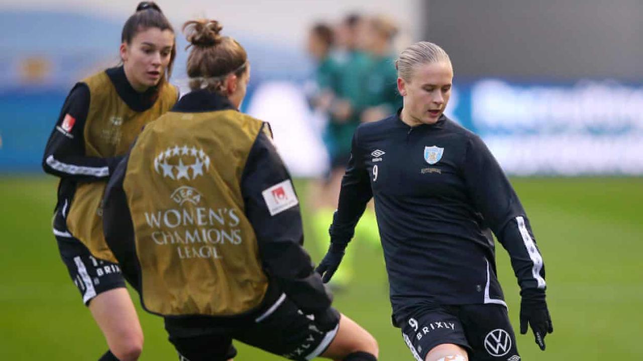 'It's tragic': Swedish women's champions dissolved after title win