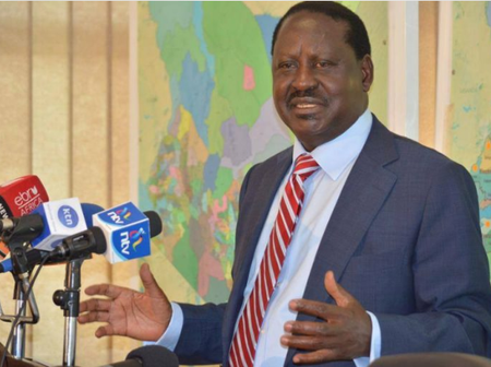 What You Should Know About Raila Odinga, The Former Prime Minister Of Kenya