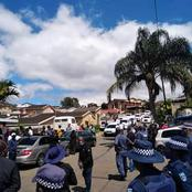 Durban residents were left in disbelief after what the Hawks found from a storage of a drug kingpin