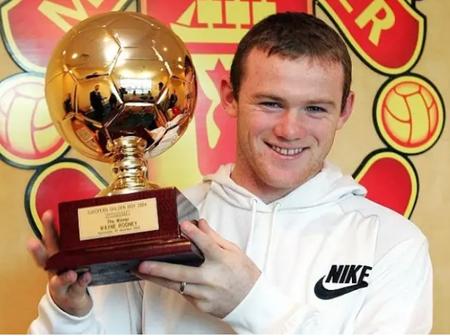 See The Award Wayne Rooney Has Won That Cristiano Ronaldo Can't Win