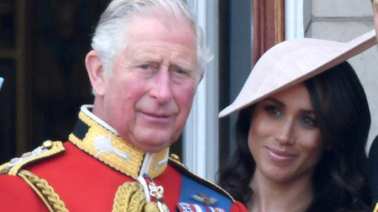 Prinz Charles: Fieser Spitzname für Herzogin Meghan