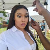 Former Muvhango actress Thuli Nkosi left fans inspired with her recent post.