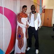 Meet Journalist Trevor Ombija Away From Television (Photos)