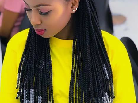 Enhance Your Beauty By Plaiting Any Of These Adorable Hairstyles