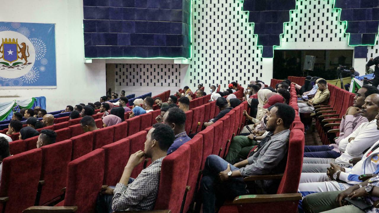 Somalie: le Théâtre national de Mogadiscio rouvre après 30 ans de fermeture