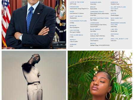 Barack Obama's playlist