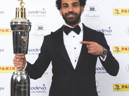 OPINION: 2 Reasons Why Liverpool Mohammed Salah Deserves the Ballon D'or Award