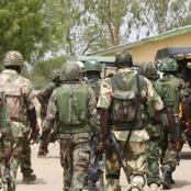 Troops Arrest Fulani Suspects, Checkout What Was Discovered In Their Vehicle.