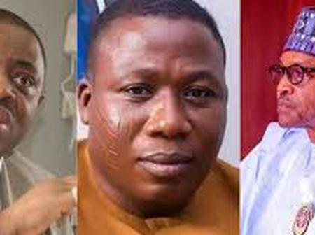 Today's Headlines: Nigerians in London storm Abuja House, tell Buhari to return home; Father loses two sons as Soldiers allegedly open fire on youths in Taraba
