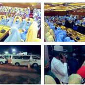 Shortly after the release of the Zamfara school girls, see how people are reacting about it