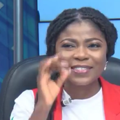 Next Time this Happens I Will Walk Away – Prof Gyampo Fires Afia Pokua on Live TV.