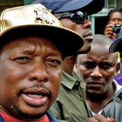 Mike Sonko's Message To Cartels