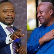 Done Deal: God Gave Mahama Number Two To Signal Defeat - Rev. Owusu Bempah Finally Speaks