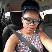 Beautiful female Celebrity murdered by her husband. RIP Tshepiso
