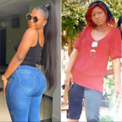 Destiny Etiko: See How The Actress Looked Like Before She Became Popular (Photos)