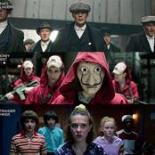 Here Are Reasons Why Many People Prefer Watching Money Heist Over Prison Break. Interesting Reasons.