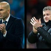 FIFA reacts after Zidane and Ole Gunnar Solskjaer set new record in their Derby games (Photos)