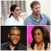Prince Harry and Meghan's interview with Oprah Winfrey. Here are the highlights